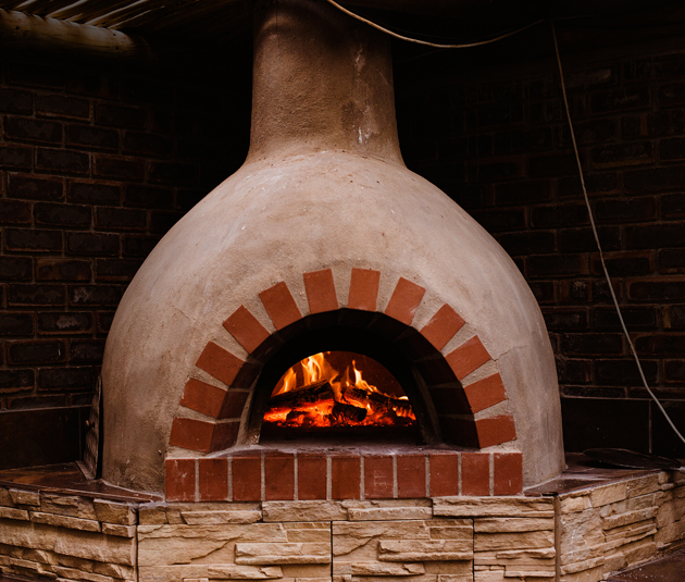 pizza fire oven